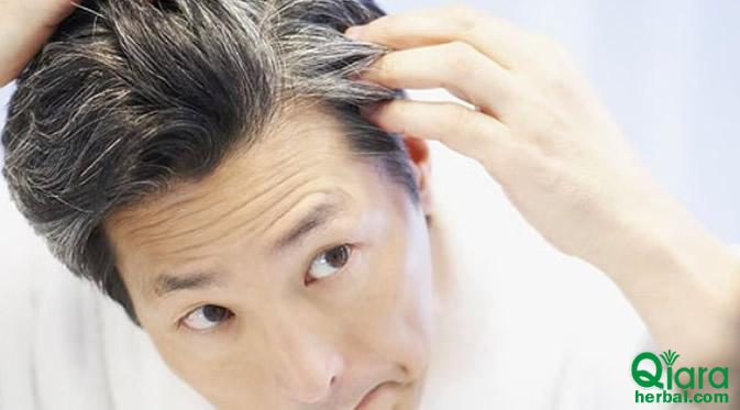 perawatan rambut ber uban