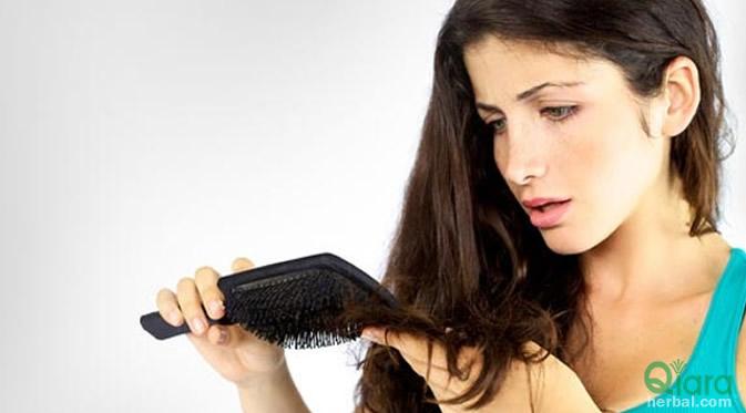 tips mengatsi rambut rontok