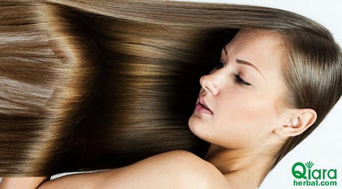 perawatan rambut rebonding